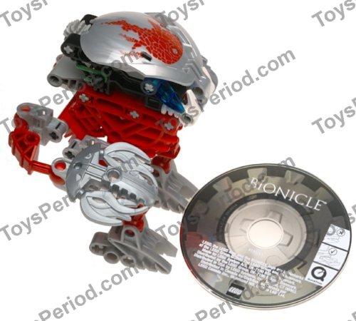 LEGO 8574 Tahnok-Kal Set Parts Inventory and Instructions - LEGO ...