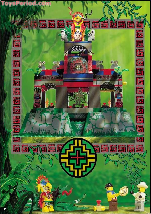 lego 5986 amazon ancient ruins set parts inventory and