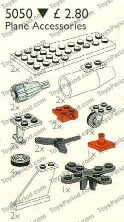 lego airplane set instructions