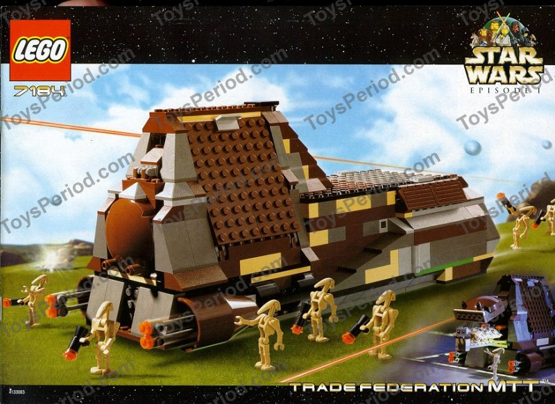 lego mtt 2007 instructions