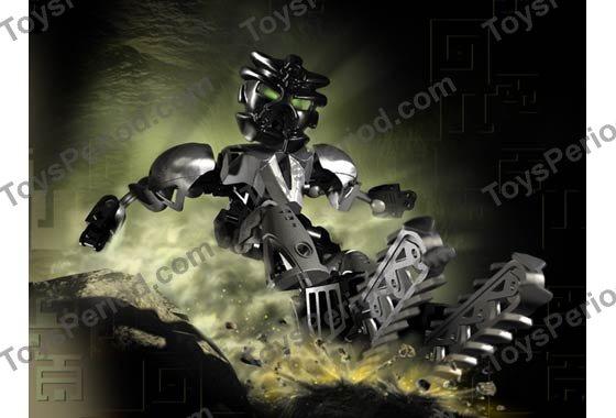 bionicle onua nuva instructions