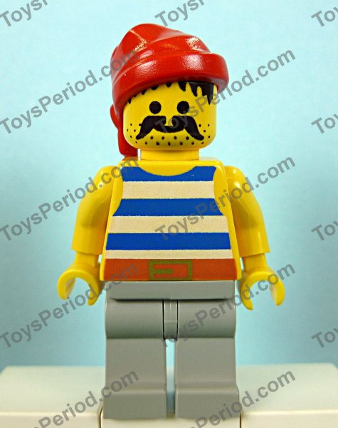 Lego Pirate Rag Hat x 10 Red for Minifigure