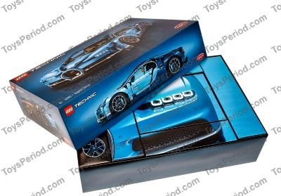 Lego 42083 Bugatti Chiron Set Parts Inventory And Instructions