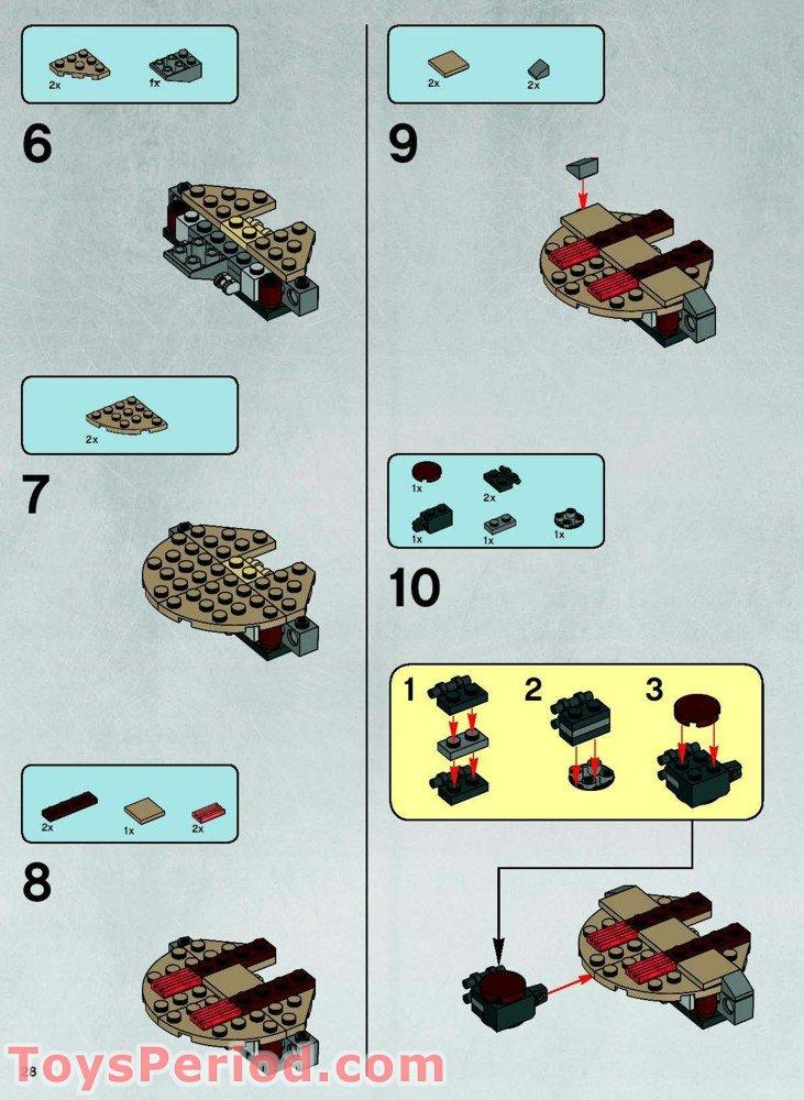 Instructions for slave j az - 2 part 4