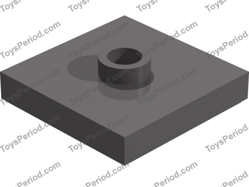 LEGO Parts~ Plate 2x2 w Groove /& Stud Center Jumper 6 87580 Dark TAN