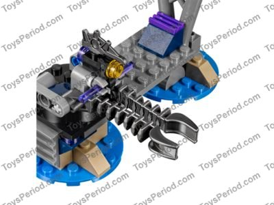 Lego 8x Technic Light Bluish Grey Axle 7 Studs Long NEW!!! 44294