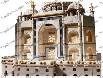 Lego 10256 Taj Mahal Set Parts Inventory And Instructions Lego