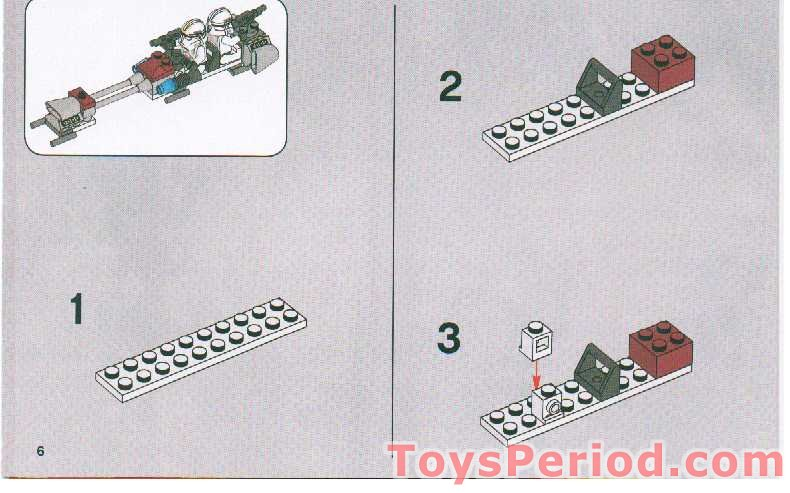 clone trooper battle pack instructions