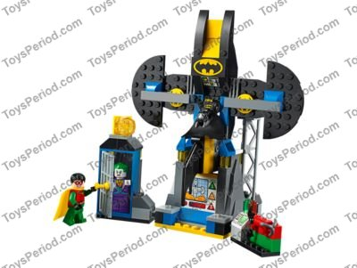LEGO 10753 The Joker Batcave Attack Set Parts Inventory and ...