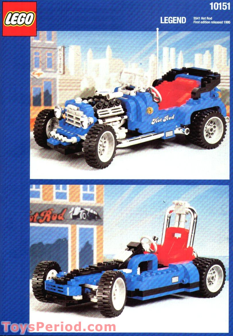 Lego 3460 x2 Plate 1 x 8 Light Bluish Grey