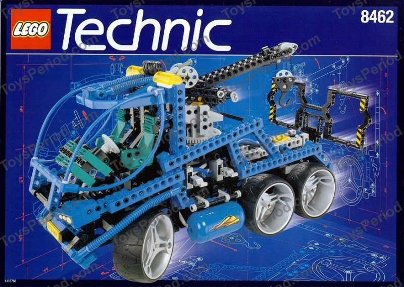LEGO 8462 Tow Truck