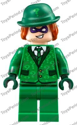 8dc697ee02f LEGO 70903 The Riddler Riddle Racer Set Parts Inventory and ...