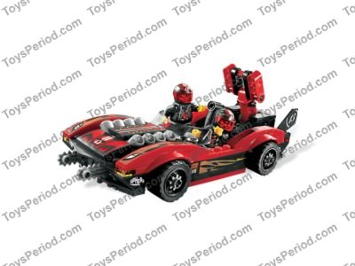 *NEW* 10 Pcs Lego Minifig RACER BLACK Torso Checkered FLAMES front SKULL back