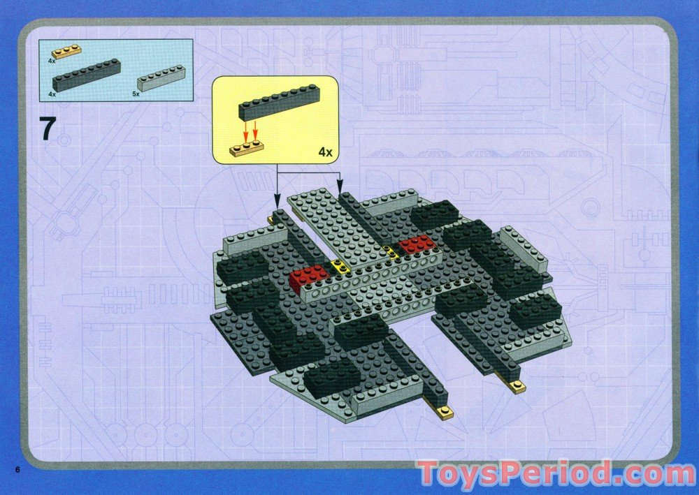 Lego star wars the original trilogy episode 5 chapter 4 - Kuwtk ...