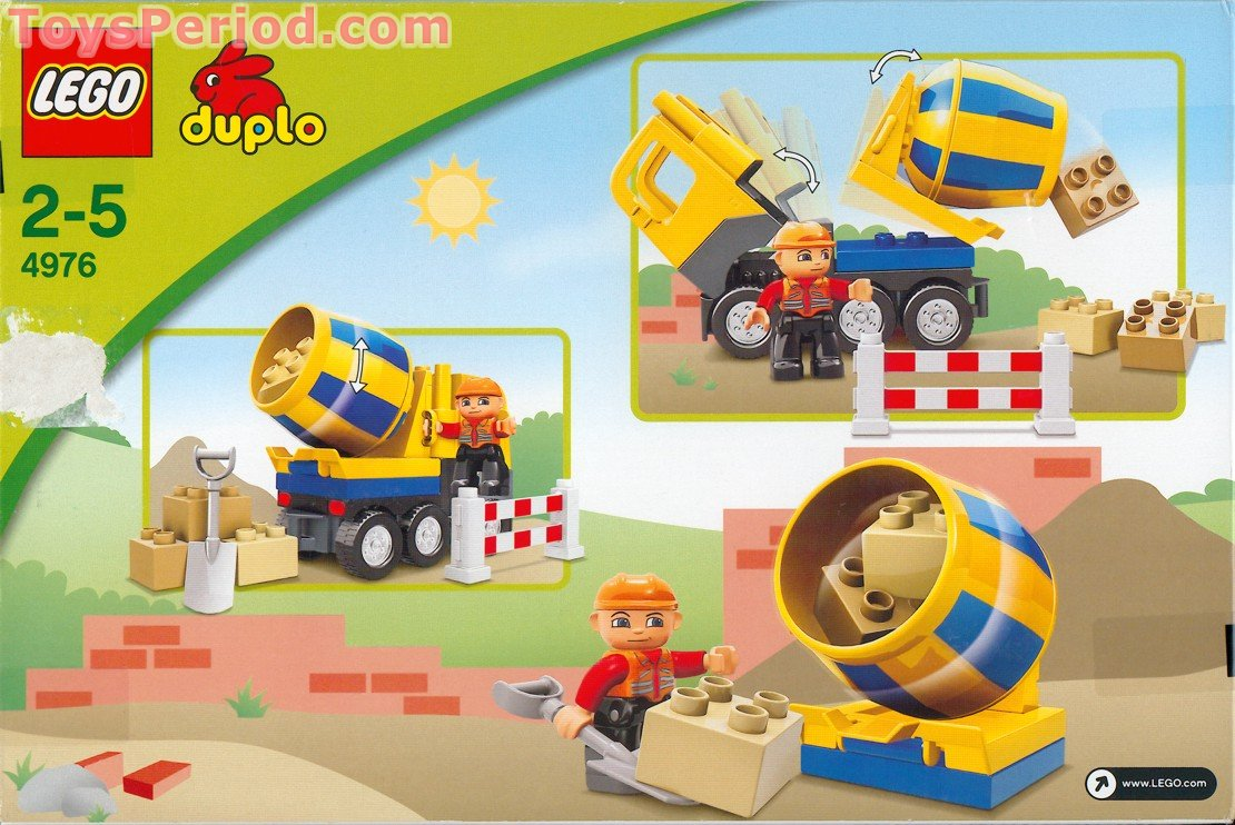 lego duplo construction set instructions