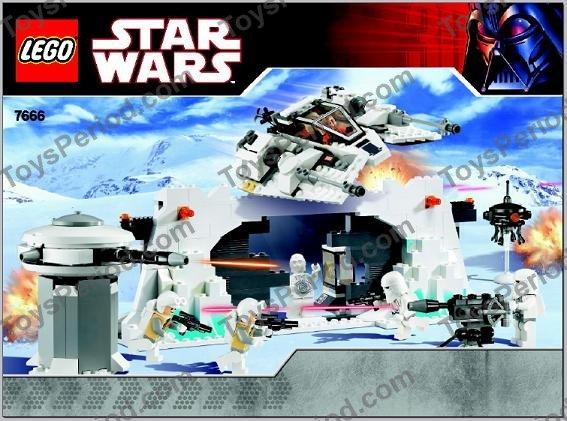 lego star wars echo base instructions