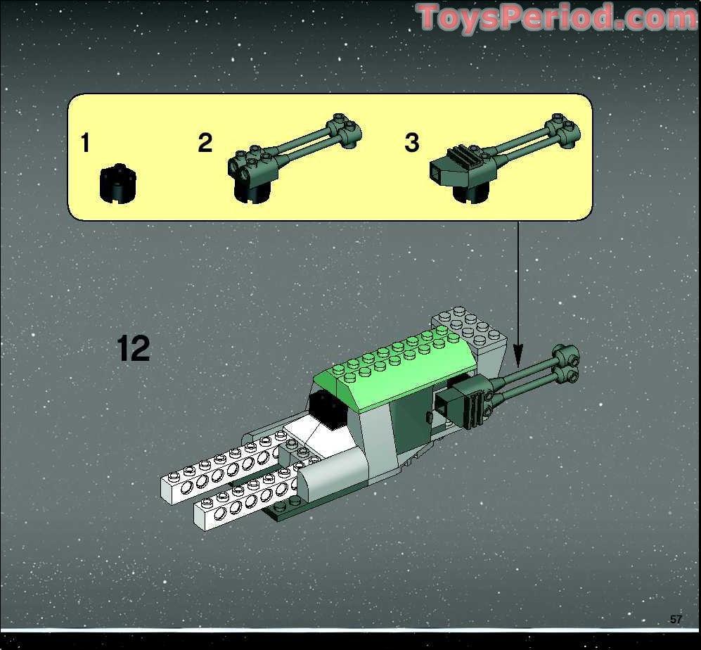 lego slave 1 instructions 75060
