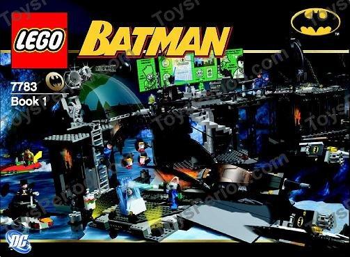 Lego® Super Heroes Minifigur Mr.Freeze aus Set 7783