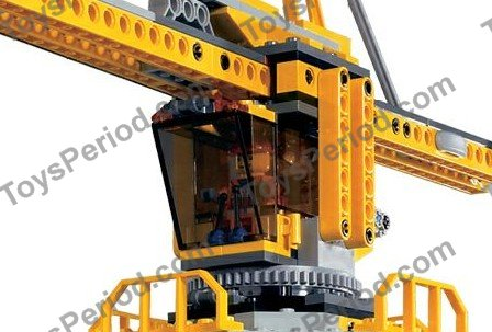 lego technic tower crane instructions