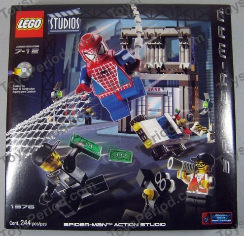 lego spider man 3 sets - photo #10