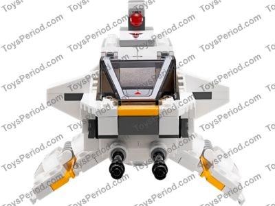 LEGO 75048 The Phantom Set Parts Inventory and Instructions - LEGO ...