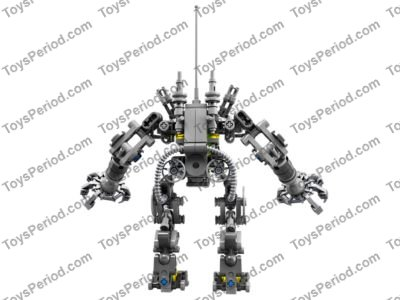 Lego 21109 Exo Suit Set Parts Inventory And Instructions Lego