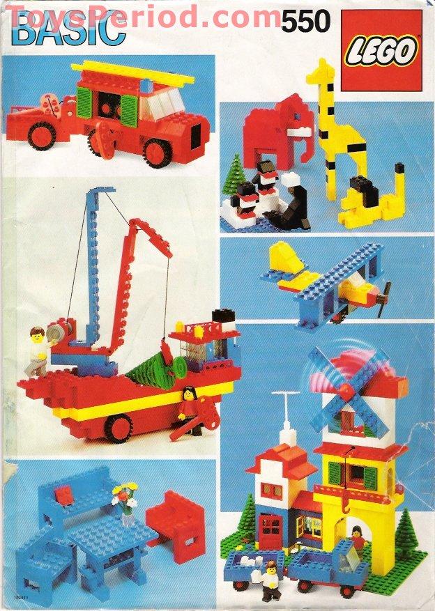 Lego 550