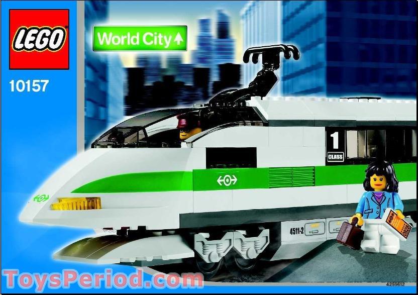 Lego City Train Remote Control Instructions Best Train 2018