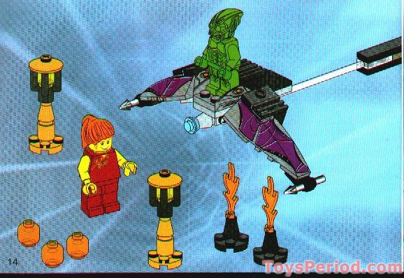 lego spiderman car instructions