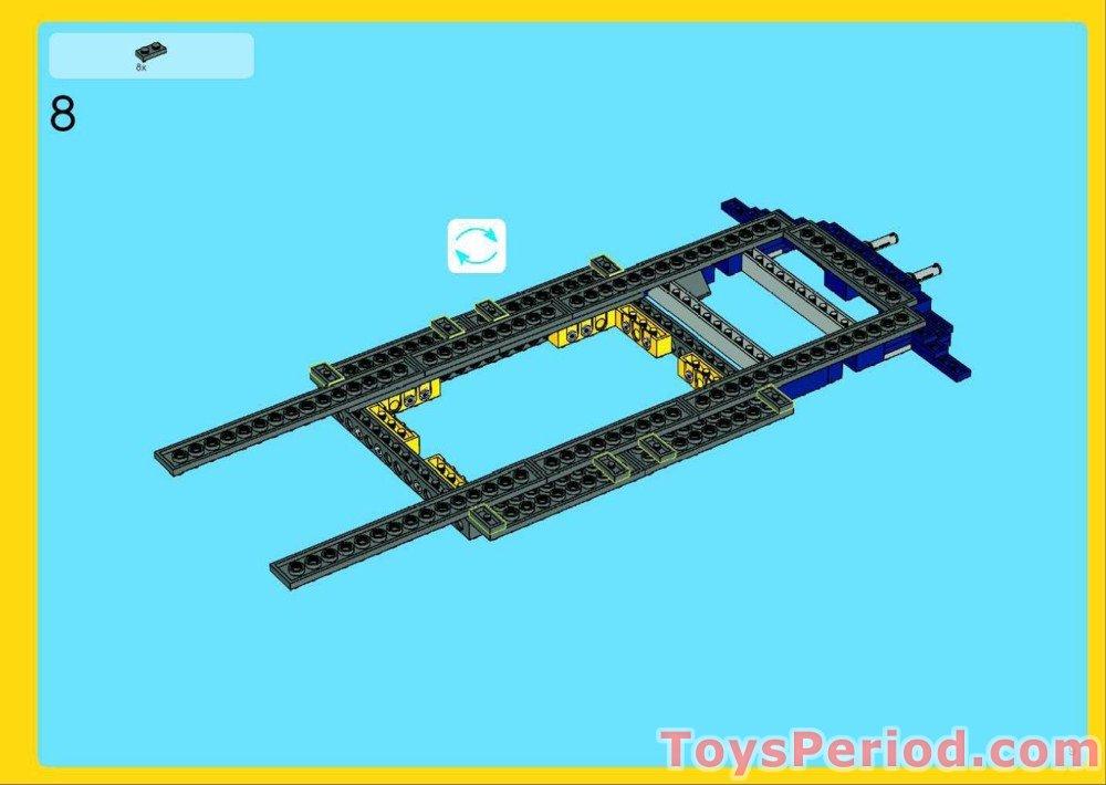 7669 Minifigur R2-D2 Droid Lego® Star Wars 10144 sw028 7190 4475 4502