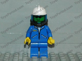Headgear Helmet Space 1 X  Lego x168 Minifigure Town with Breathing Hose