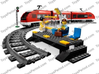 Lego Train White Train Front Sloping with 4 Studs x 2 87619 NEW