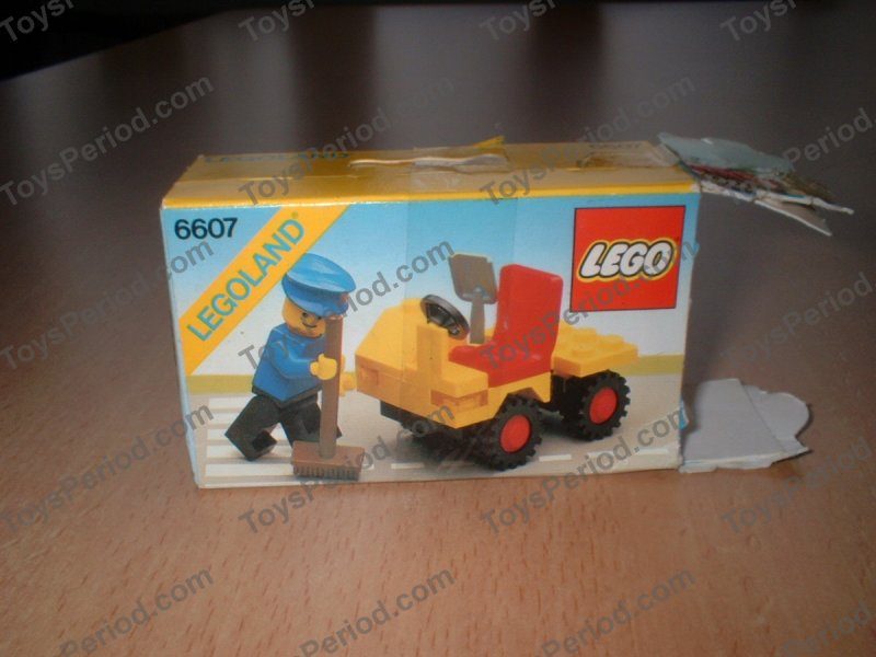 service truck parts lego 6607 service truck set parts inventory and instructions