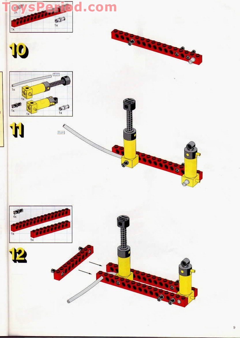 lego pneumatic engine building instructions