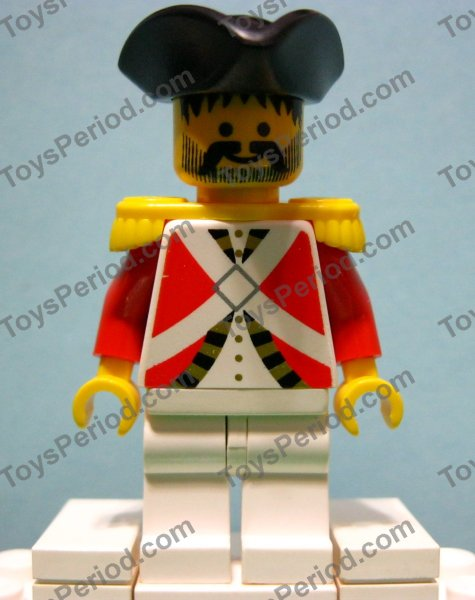 LEGO 1872 Soldier's Forge Set Parts Inventory and Instructions - LEGO Reference Guide
