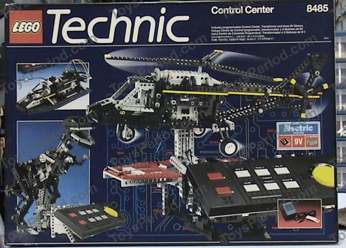 LEGO 8485 Control Center II Image 3
