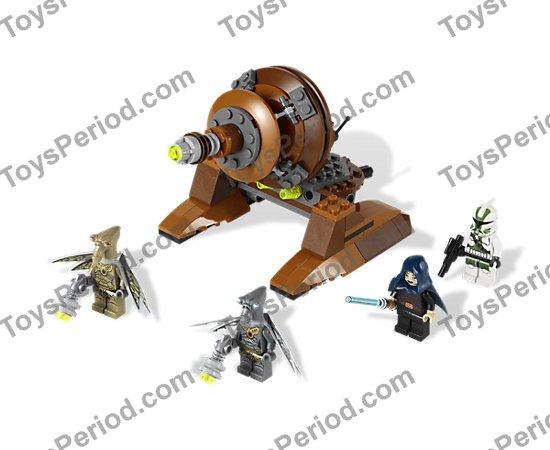 NEU LEGO STAR WARS 9491 Geonosian Cannon misb