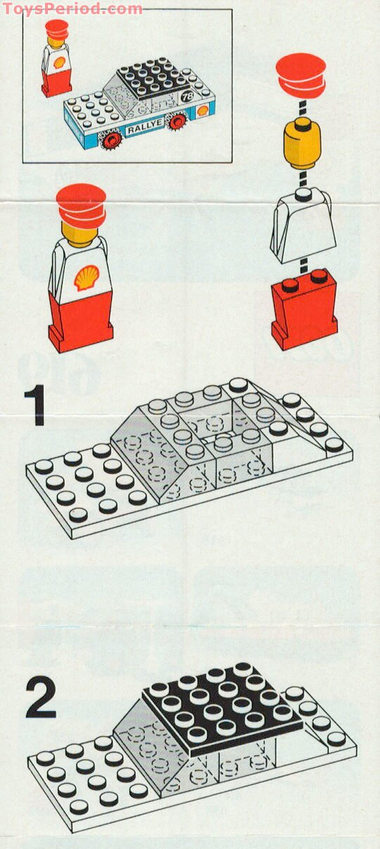 lego friends high school instructions