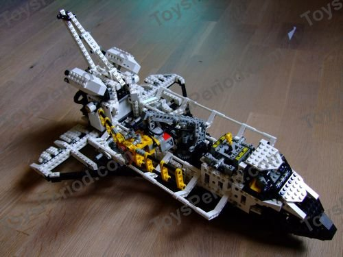lego space shuttle parts - photo #31
