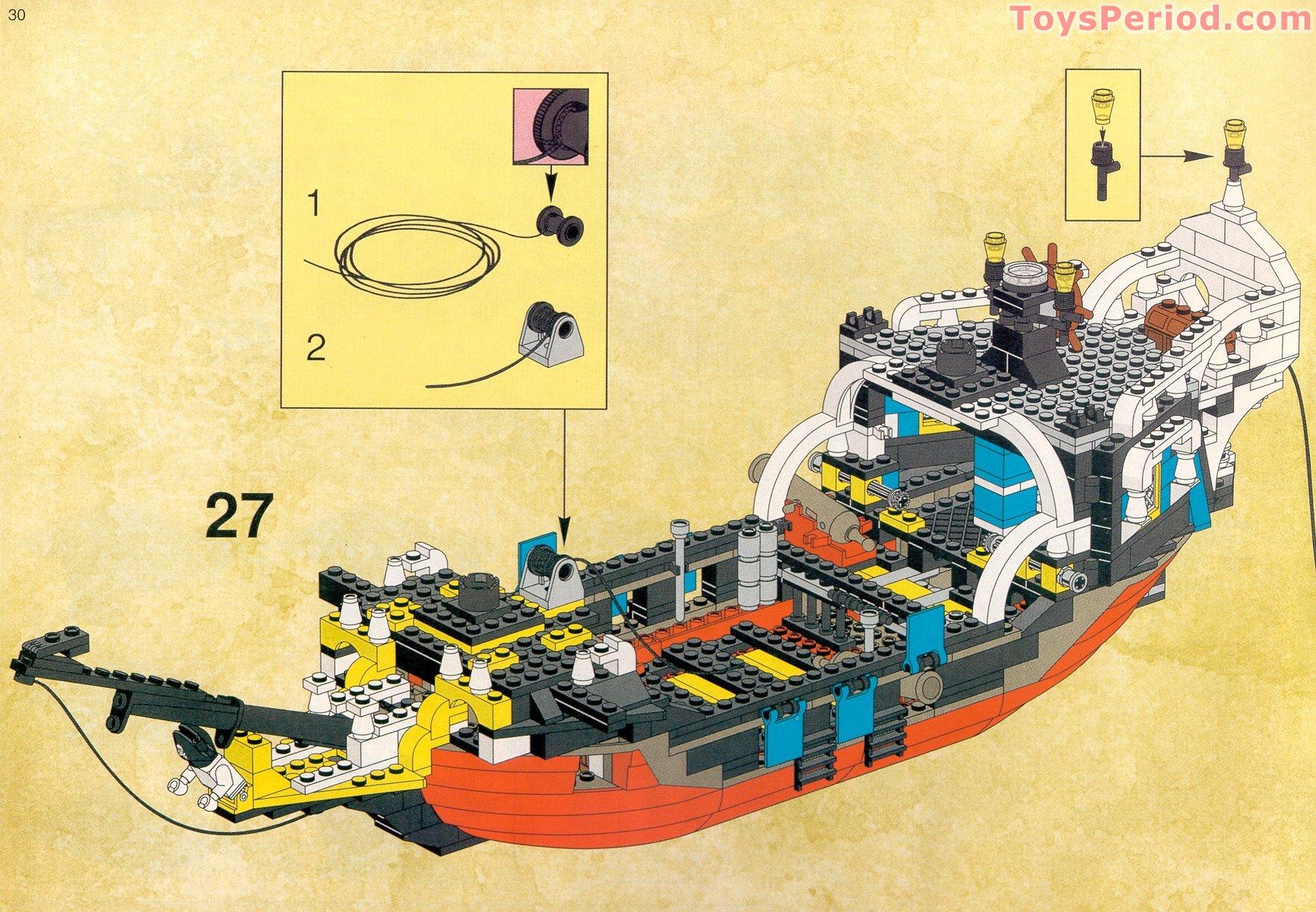 LEGO Flagge x376px4 für 6290 6289