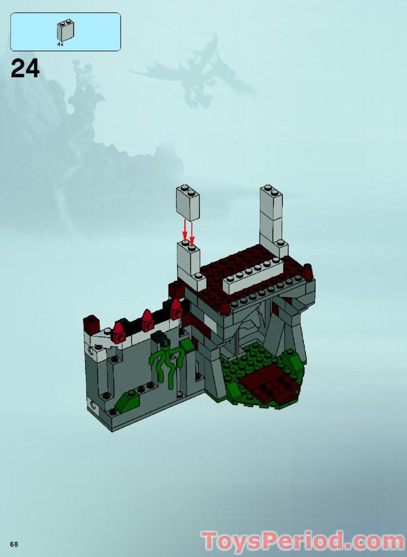 lego frozen castle instructions pdf