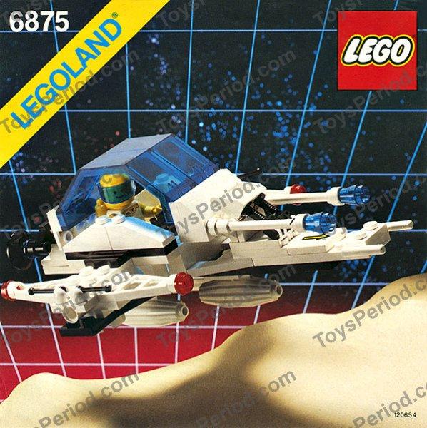 Lego Hovercraft 6875 LEGO Bau- & Konstruktionsspielzeug