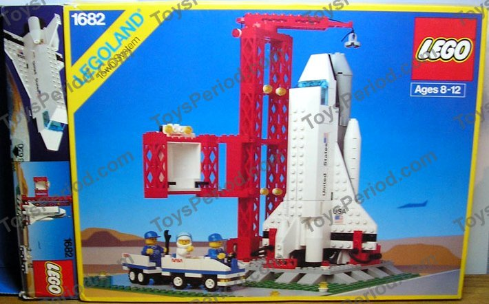 lego space shuttle parts list - photo #13