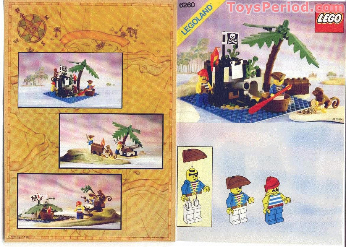 shipwreck rails set assembly instructions