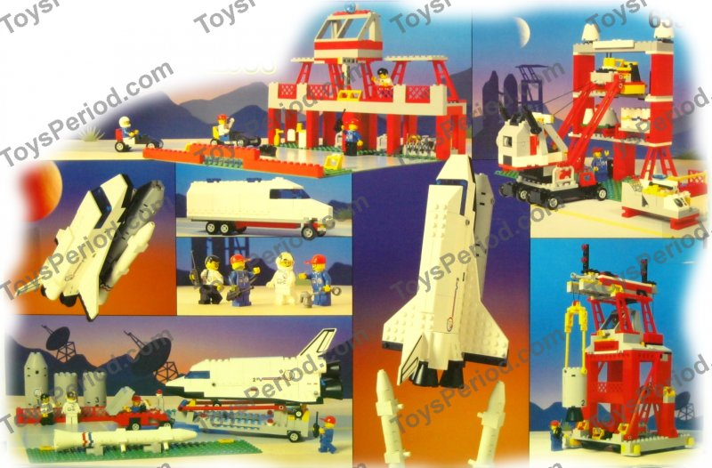 lego space shuttle launch pad 6339 - photo #19