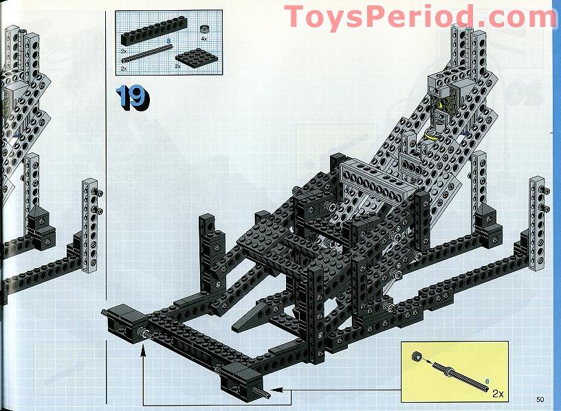 lego technic alternative building instructions