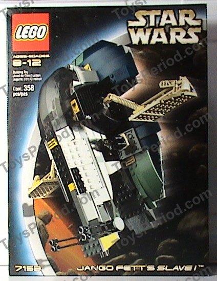 LEGO 7153 Jango Fett's Slave I Image 2