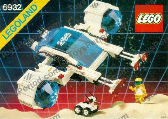 Set 6932 6575 2 x Visiere de casque LEGO TrBlue minifig Helmet Visor Ref 2447