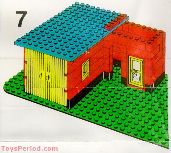 lego lakeside lodge instructions