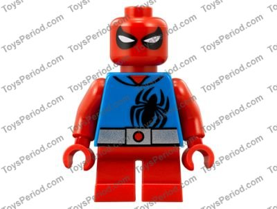 Scarlet Spider vs Sandman New Lego Marvel Super Heroes 76089 Mighty Micros